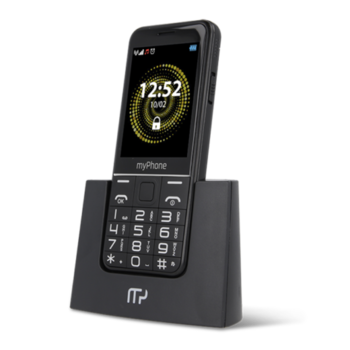 купить MyPhone Halo Q, Black в Кишинёве