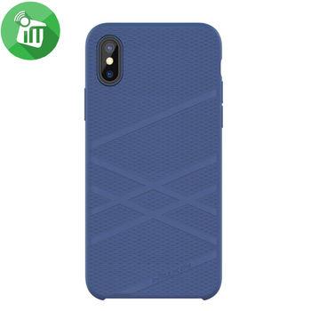 купить Чехол Nillkin Liquid case TPU Iphone X/XS,Blue в Кишинёве