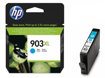 HP 903XL High Yield Cyan Original Ink Cartridge