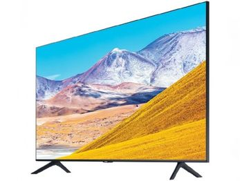 "82"" TV Samsung UE82TU8000UXUA, Black (SMART TV)"