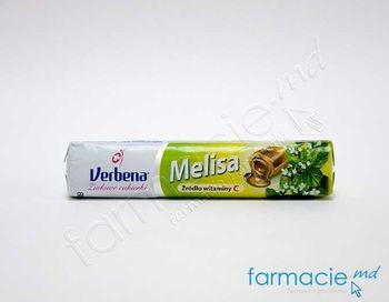 купить Verbena draje cu melisa + Vit.C 80mg 32g в Кишинёве