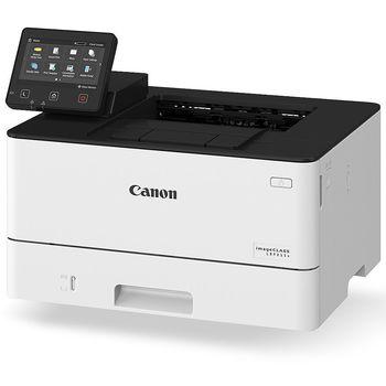 Printer Canon i-Sensys LBP228X, Duplex,Net, WiFi, A4,38ppm,1Gb,1200x1200dpi, Max.80k pages per month,60-163ã/ì2,250+100 sheet tray,Colour Touch LCD,UFRII,PCL 5e6,PCL6,Adobe® PostScript,Cart 057(3100p)/057H (10000p),Options AH1(500-sheet cassette)