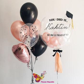 """купить Набор из шаров """"Поздравление"""" в Кишинёве"""