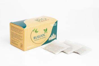 Травяной чай Busuioc Moldovenesc, 50 г (25 x 2 г)