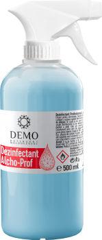 * Дезинфектант  на основе этилового спирта 500мл спрей