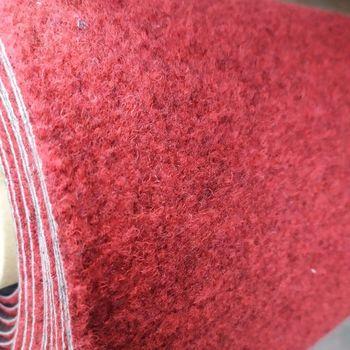купить Ковровое покрытие (иглопробивное) Zenith 40, красный в Кишинёве