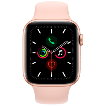 Apple Watch 5 40mm (MWV72), Gold / Pink Sand