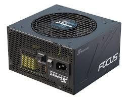 Power Supply ATX 850W Seasonic Focus GX-850 80+ Gold
