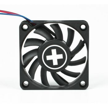 60mm Case Fan - XILENCE XPF60S.W Fan, 60x60x12mm, 2100rpm, <22dBa, 29.8CFM, 3 pin,  sleeve bearing