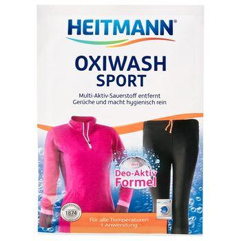 купить HEITMANN Средство для стирки спортивной одежды, 50 г в Кишинёве