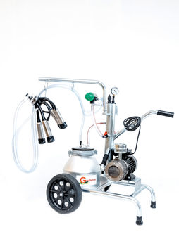 Доильный аппарат Gardelina 120 AL IC