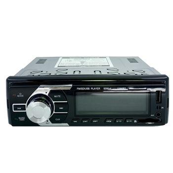 Magnitola MP3 60W+Bluetooth G 6-2