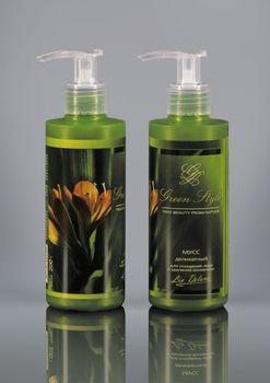 купить Мусс деликатный для очищения лица и удаления косметики Green Style в Кишинёве