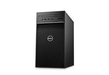 купить DELL Precision 3630 Tower, Intel Core i5-8500, 6 Core, 9MB, 3.0GHz, 4.1Ghz, 8GB 2666MHz  DDR4 UDIMM, M.2 256GB PCIe NVMe SSD, DVD-RW, NVIDIA Quadro P620 2GB Graphics, USB KB/MS, 460W up to 90% efficient PSU (80Plus Gold), Win 10 Pro в Кишинёве