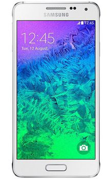 Samsung G850F Galaxy Alpha White