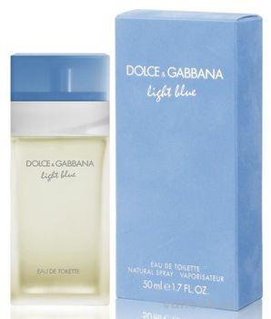 DOLCE&GABBANA LIGHT BLUE EDT 25 ml