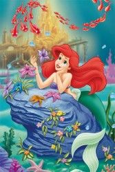 "13072 Trefl Puzzles - ""260"" - The little Mermaid / Disney Princess"