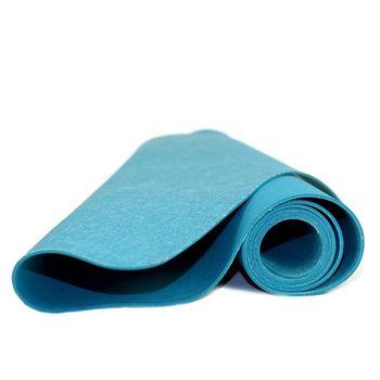 Коврик для йоги Bodhi Samurai LIGHT BLUE