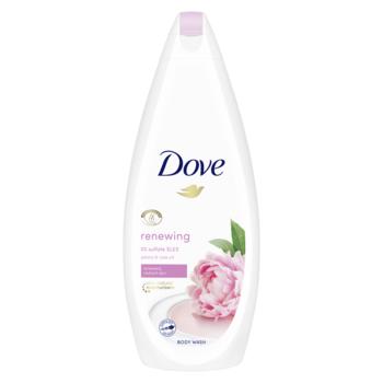 купить Гель для душа Dove Sweet Cream and Peony, 750 мл в Кишинёве