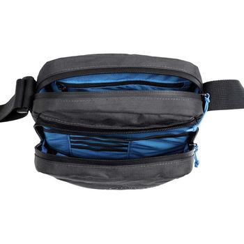 купить Сумка Lifeventure Shoulder Bag, RFID, grey, 68800 в Кишинёве