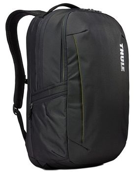 "15.6"" NB Backpack  THULE - Subterra 30L, Dark Shadow, Safe-zone, 800D nylon, Dimensions: 32 x 23 x 50 cm, Weight 1,16 kg, Volume 30L"