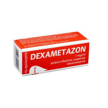 cumpără Dexamethason 0.1% 10ml pic.oft. în Chișinău