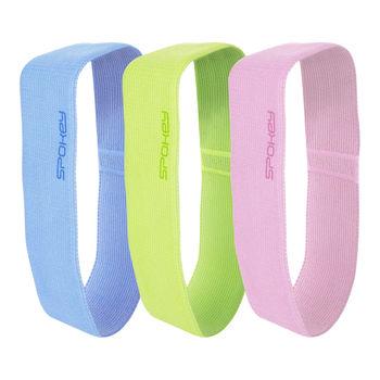 купить Набор из 3х силовых лент Spokey Emra Set of 3 fitness bands 32*6 cm, 928945 в Кишинёве