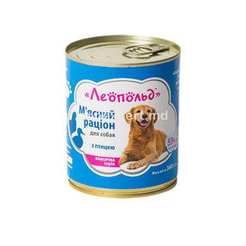 купить Леопольд с птицей 360gr в Кишинёве