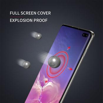 Защитное стекло Bestsuit Samsung G973 Galaxy S10 3D Black