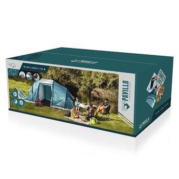 Палатка BestWay 6-местная FAMILY GROUND 6