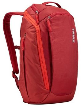 "15.6"" NB Backpack - THULE EnRoute 23L, Red, Safe-zone, 840D nylon, 330D nylon mini ripstop, Dimensions: 30 x 24 x 47 cm, Weight 0.98 kg, Volume 23L"