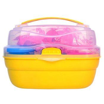 купить Lets Набор пластилина Bucket Syringe в Кишинёве