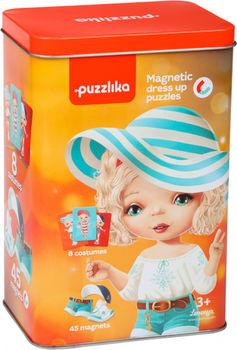 купить Puzzlika Магнитные пазлы Куклы в Кишинёве