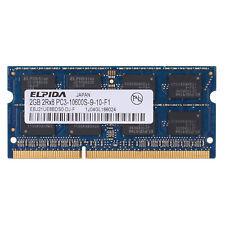1GB DDR3-1333 SODIMM  Elpida, PC10600, CL9