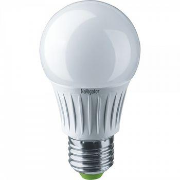 Лампа светодиодная  NLL-A60-10-230-2.7K-E27