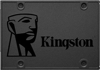 "2.5"" SSD 960GB  Kingston A400, SATAIII, Sequential Reads:500 MB/s, Sequential Writes:450 MB/s, 7mm, Controller 2 Channel, NAND TLC"