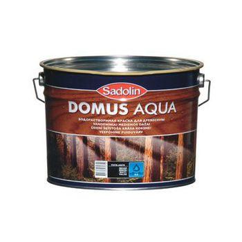 Sadolin Краска Domus Aqua WH 2.5л