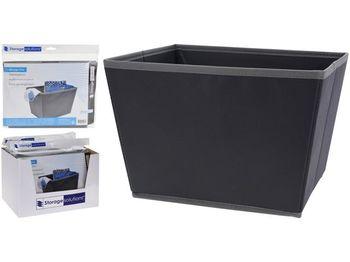 Cutie pentru stocare din materie 29X24X20cm