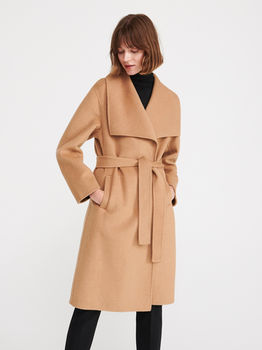 Куртка RESERVED Беж wu625-80x