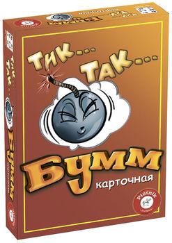 """Настольная игра """"Тик-так бумм"""", код 41426"""