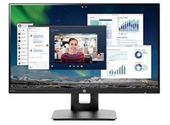 "HP VH240a 23.8"" FullHD IPS 5ms, 5M:1, 250 cd/m, VGA, HDMI, VESA, 2*2W Speakers, Tilt: -5 to +30°; Swivel: 360°; Pivot rotation: 90°, Black"