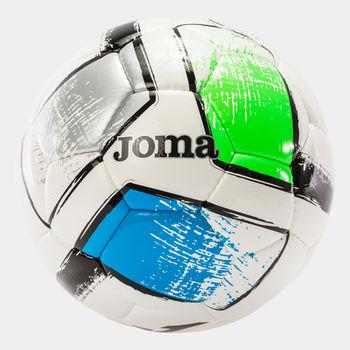 Футбольный мяч Joma - DALI II GRIS VERDE AZUL