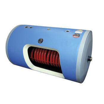 Boiler termoelectric orizontal cu serpentină Galmet 140 l