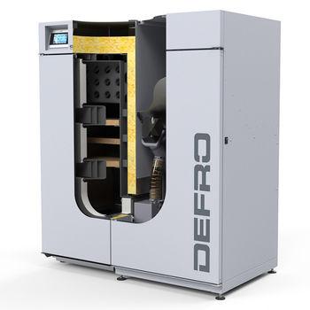 купить Твердотопливный котёл Defro Spectra 10 кВт в Кишинёве