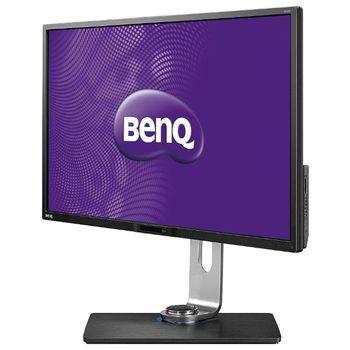 "купить ""32.0"""" BenQ """"BL3200PT"""", Black (AMVA+, 2560x1440, 4ms, 300cd, LED20M:1(1000:1), DVI+HDMI+DP, HAS, Spk) (32"""" AMVA+ LED, 2560x1440 WQHD, 0.276mm, 12ms/4ms (GtG), 300 cd/m², DCR 20Mln:1 (3000:1), 100% sRGB 1.07 Billion Colors, 178°/178° @CR>10, 30~83 KHz(H)/ 50~76Hz(V), D-sub + DVI-DL + DisplayPort1.2 + HDMI1.4, Stereo Audio-In, Headphone-Out, Built-in speakers 5Wx2, USB 3.0 x2 + USB 2.0 x2-Hub + mini-USB for OSD controller, Card Reader, Built-in PSU, HAS 150mm, Tilt -5/+20°, Swivel +/-45°, Pivot, VESA Mount 100x100, ECO Sensor, CAD/CAM mode, Flicker-free, Low Blue Light Mode, Black-Glossy)"" в Кишинёве"