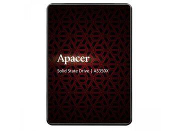 "2.5"" SATA SSD   256GB   Apacer ""AS350X"