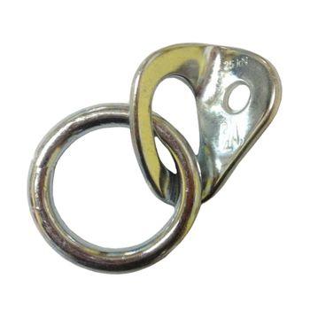 купить Шлямбурное ухо FA Оцинк. с кольцом 25 kN, 10 mm, metall, FA80071 в Кишинёве