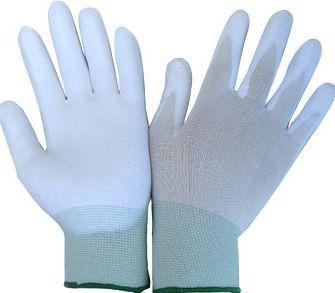 купить Перчатки нейлоновые покрытые нитрилом Арт. 470 в Кишинёве