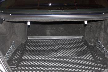 Коврик в багажник MERCEDES-BENZ S-Class W221 2005->, сед.