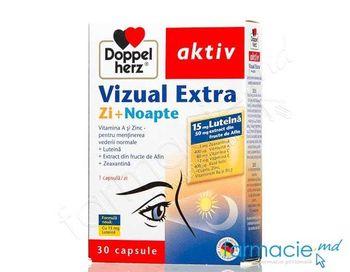 купить Vizual Extra Zi+Noapte caps. N30 Doppelherz в Кишинёве